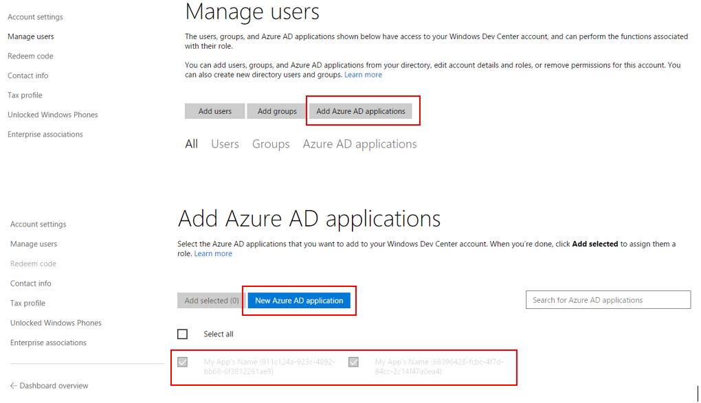 Windows Store analytics API now available