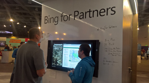 Recap: Bing Maps at //Build/ 2016