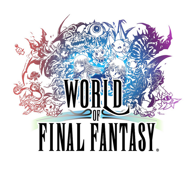 World of Final Fantasy is coming to PS4 and Vita this October