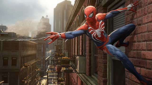 Insomniac's new PS4-exclusive Spider-Man game revealed – watch the trailer