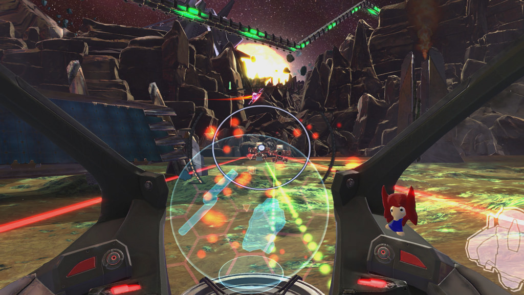Super Stardust Ultra and Hustle Kings are coming to PlayStation VR