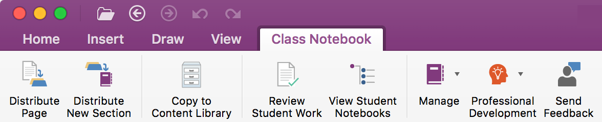 Announcing OneNote Class Notebook Tools for Mac!