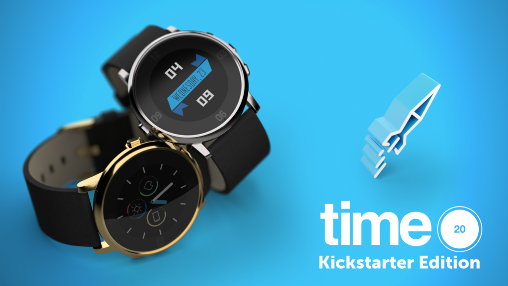 Smart, Snazzy, and Active: Pebble Time Round Special Editions Come to Kickstarter