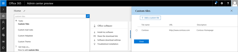 What's new in Office 365 administration—May roundup