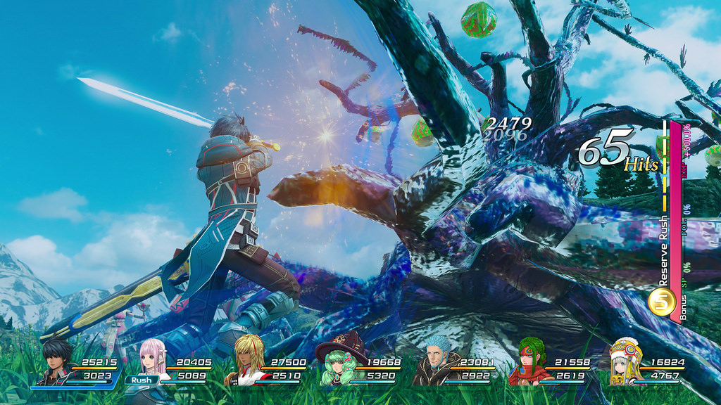 Star Ocean: Integrity and Faithlessness is out today on PS4