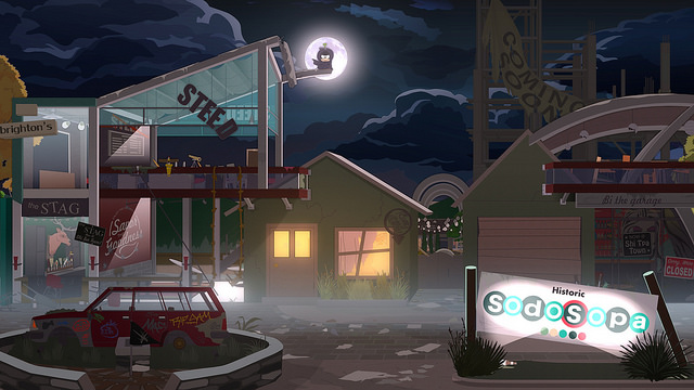 How South Park: The Fractured But Whole is fusing gags and gaming