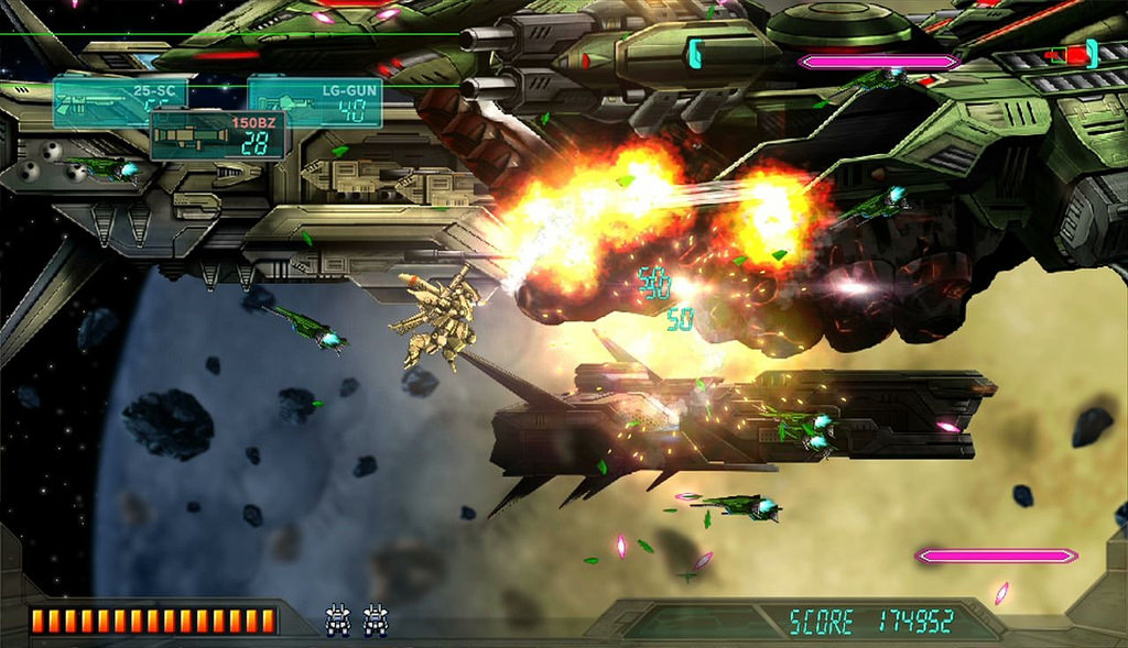 Classic Japanese shooter Assault Suit Leynos targets July release