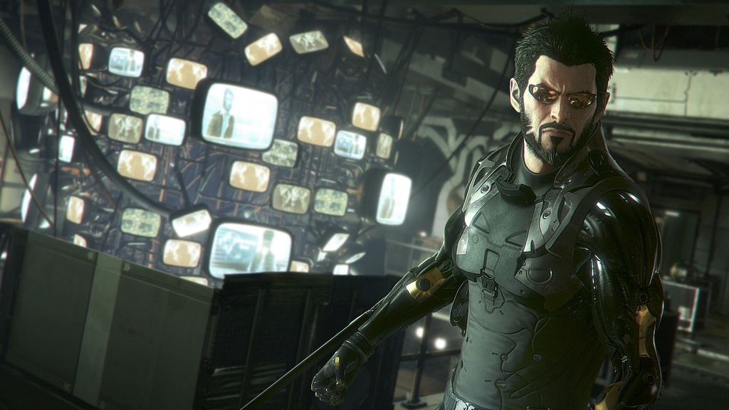 Deus Ex: Mankind Divided on PS4 has something for everyone