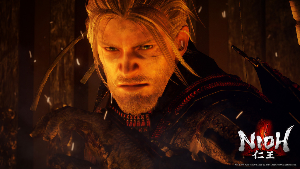 Samurai action RPG Nioh gets a second demo next month