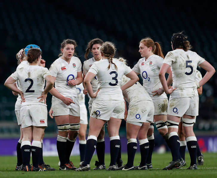 England Rugby Women's squad look to bounce back after opening defeat