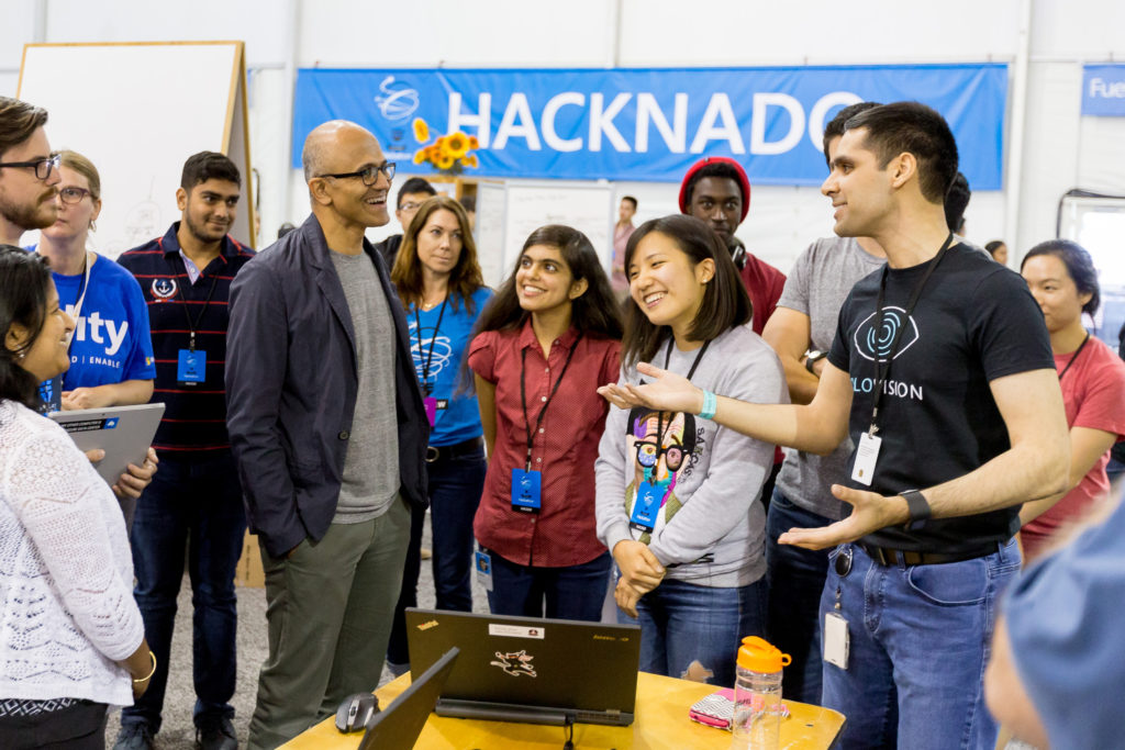 //oneweek to remember: Employee Hackathon, Imagine Cup student competition and Gleason documentary released – Weekend reading for July 29