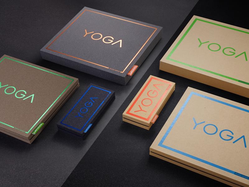Design: Yoga X Packaging
