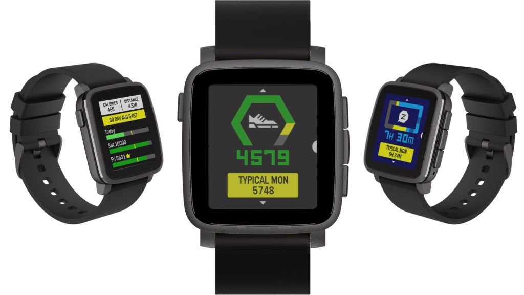 Unlock Your Best Health, Quick Looks, and Fast Actions with Pebble 4.0 Apps and Firmware
