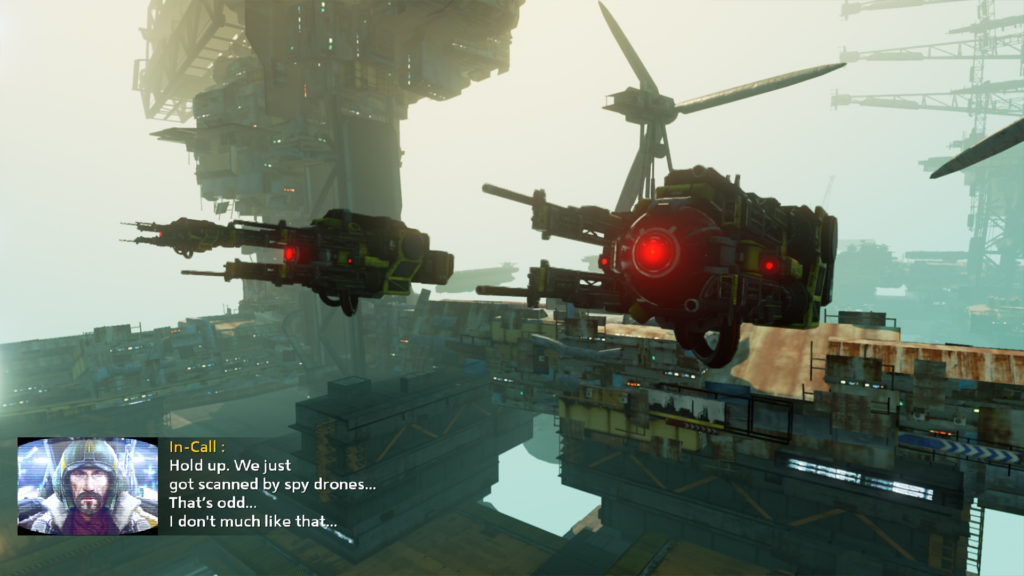 Strike Vector EX is coming to PS4 on 30th August