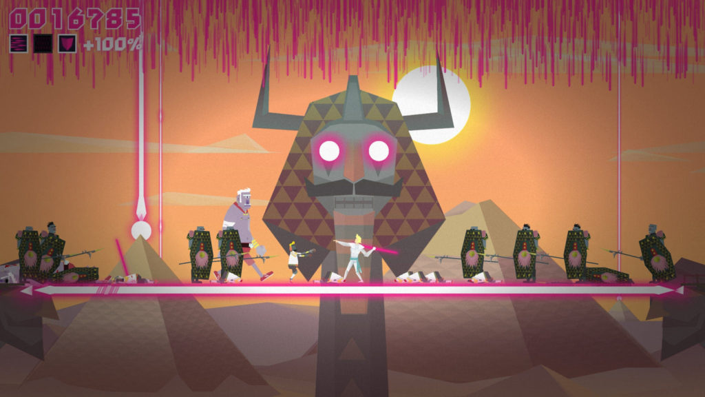 One-of-a-kind fantasy platformer Lichtspeer is coming to PS4 & PS Vita