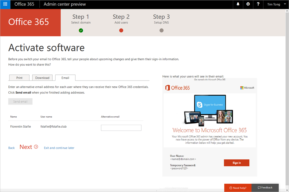 What's new in Office 365 administration—August update
