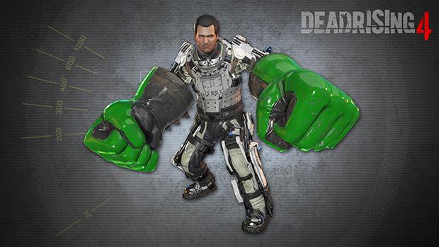Dead Rising 4 Pre-Order Bonuses Detailed