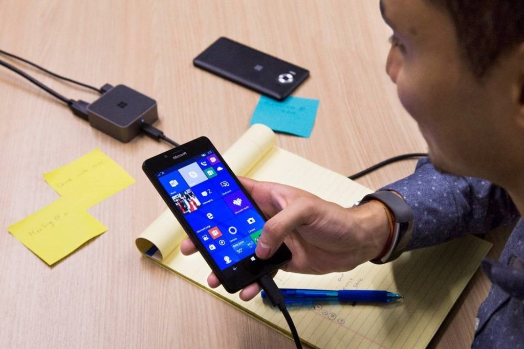 Microsoft Edge and Continuum: Your desktop browser on Mobile