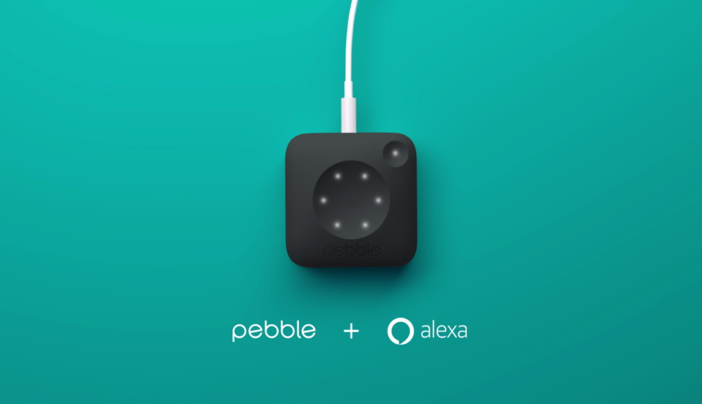 Pebble Core = More Awesome with Amazon Alexa Expansion in the UK and Germany