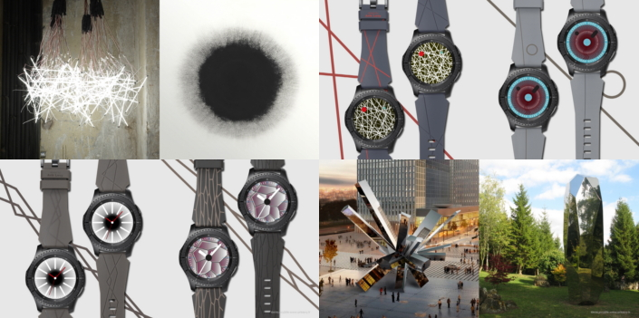 [Interview] Arik Levy Bridges Artwork and Technology with Gear S3 Watch Faces and Bands