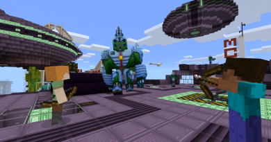 The Boss Update & Add-Ons are coming to Minecraft Oct. 18