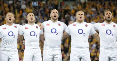 England Rugby Look Forward to the Old Mutual Wealth Series