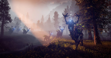 How Guerrilla Games are creating a new world with Horizon Zero Dawn