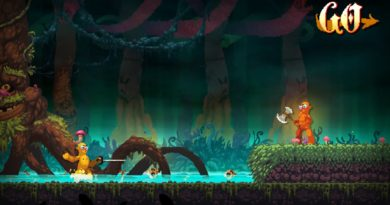 Goofy, gross battles abound in Nidhogg 2, out next year on PS4