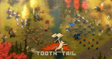 Arcade RTS game Tooth and Tail is coming to PlayStation 4