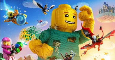 Build solo or with friends in Lego Worlds, landing on PS4 in February 2017