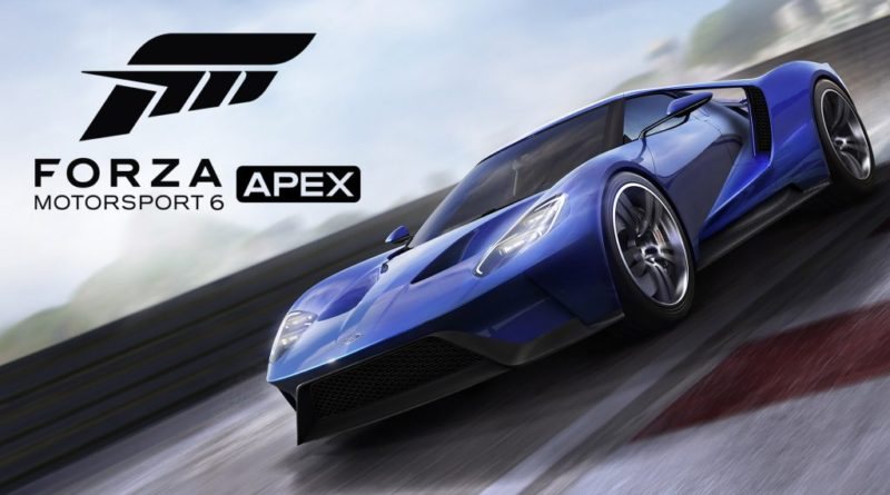 Forza Motorsport 6: Apex welcomes new cars and the legendary Nürburgring