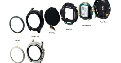 [In-Depth Look] The Parts and Pieces that Make the Gear S3 Tick