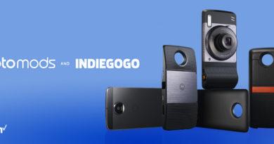 Transform the Smartphone Challenge: Moto Mods and Indiegogo