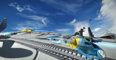 WipEout Omega Collection announced for PS4 at PSX