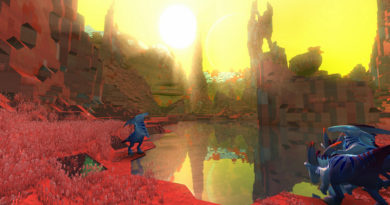 New video for PS4 sandbox epic Boundless shows an incredible shared universe