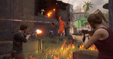 Uncharted 4's new Survival mode launches today