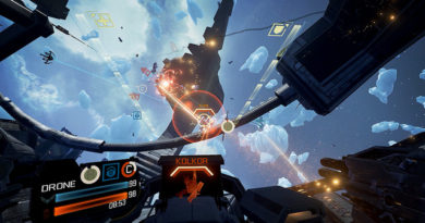 Today's Gatecrash update for PlayStation VR's EVE: Valkyrie brings new map, PS4 Pro support, more