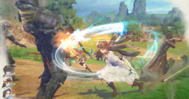 Strategy RPG Valkyria Revolution storms PS4 and PS Vita in 2017