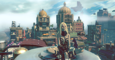 An early Christmas gift: Gravity Rush 2 demo launches tomorrow