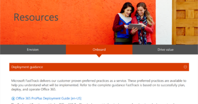 New Office 365 ProPlus deployment guide for IT pros now available