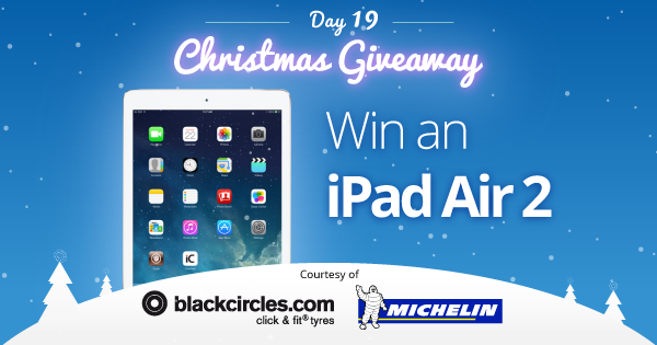 COMPETITION: Win an iPad Air 2