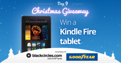 COMPETITION: Win a Kindle Fire tablet
