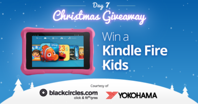 COMPETITION: Win a Kindle Fire Kids