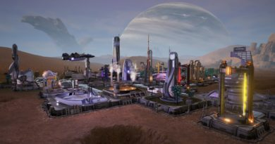 Aven Colony, a Sci-Fi City-Builder, Coming Soon for Xbox One