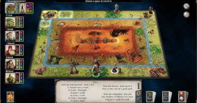 Talisman: Digital Edition rolls the dice on PS4 and PS Vita this spring