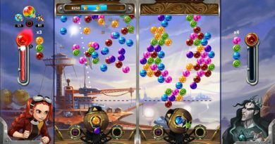 Adventure Pop riffs on classic bubble shooters, out today on PS4