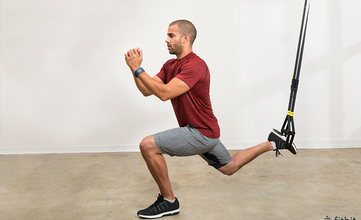 4 TRX Moves That Will Help You Run Strong