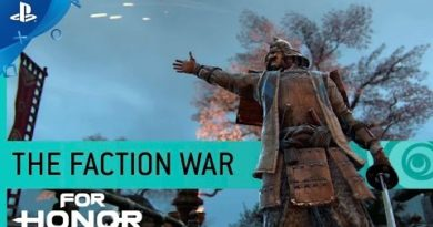 For Honor - The Faction War Metagame: Fight to Control Territories Trailer | PS4