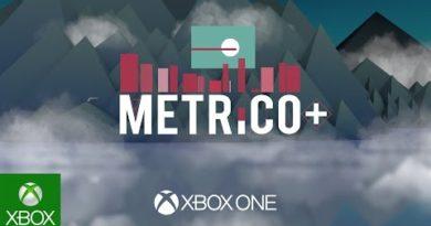 Metrico+ Xbox One Release Trailer