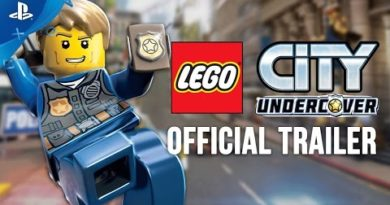 LEGO CITY Undercover - Official Trailer   PS4